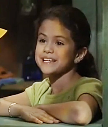 and Selena barney gomez friends on