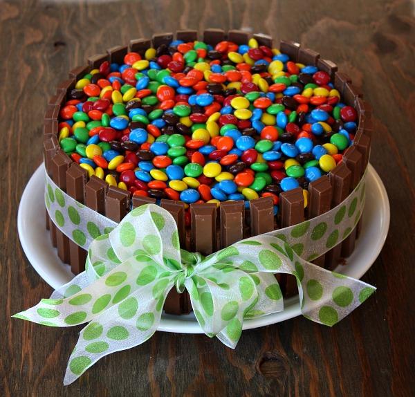 The KitKat Cake , That EveryKuwaiti LOVES! – كيكة كيتكات ...
