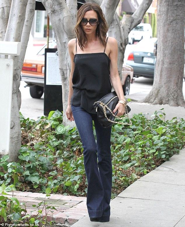 Victoria Beckham New Hairstyle
