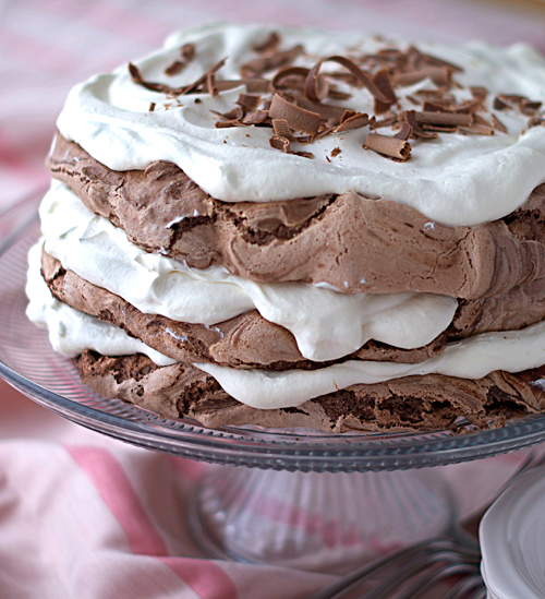 meringue cake gluten free white cake with italian meringue buttercream ...
