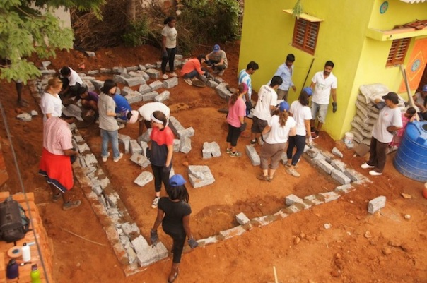 Nora & Karim  We Build- India