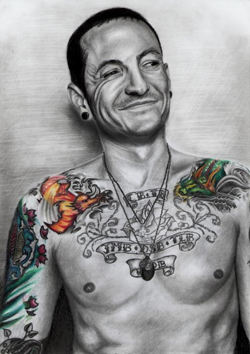 chester-bennington-by-Hillcza