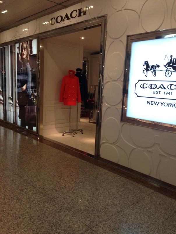 El Corte Inglés Castellana Department Store